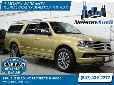 Lincoln Navigator L 2016 for Sale in Mount Prospect, IL