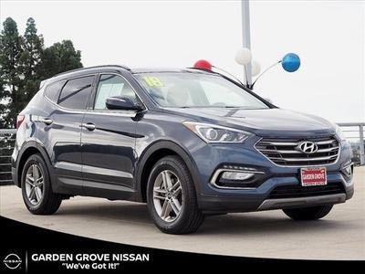 Hyundai Santa Fe Sport 2018 for Sale in Garden Grove, CA