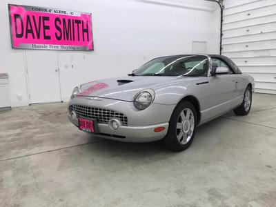 2004 Ford Thunderbird  for sale VIN: 1FAHP60A44Y110010