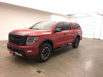 Nissan Titan 2020 for Sale in Coeur D Alene, ID