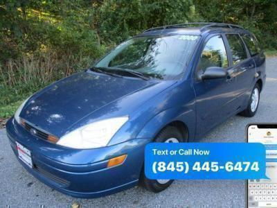 2000 Ford Focus SE for sale VIN: 1FAFP3635YW253628
