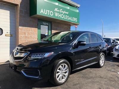 2016 Acura RDX Technology & AcuraWatch Plus Packages for sale VIN: 5J8TB4H55GL009303