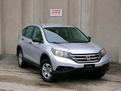 2013 Honda CR-V LX for sale VIN: 2HKRM4H33DH685055
