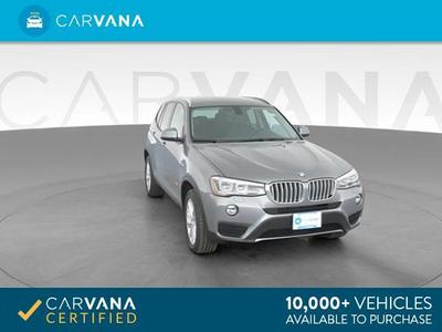 2016 BMW X3 xDrive28i for sale VIN: 5UXWX9C50G0D76288