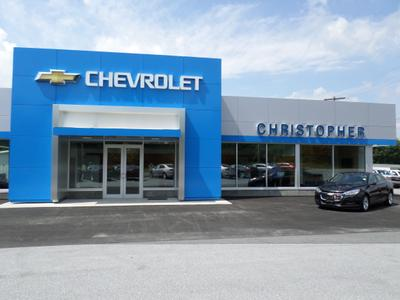 Christopher Chevrolet Buick Image 1