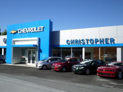 Christopher Chevrolet Buick Image 5