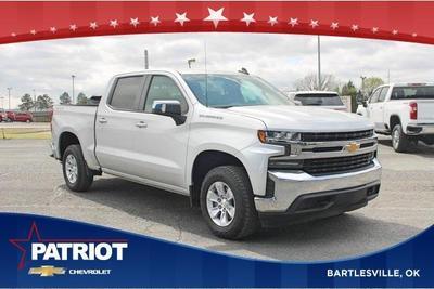 Chevrolet Silverado 1500 2019 for Sale in Bartlesville, OK