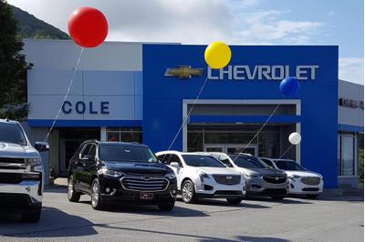 Cole Chevrolet Cadillac Image 3