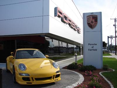 Porsche of Fairfield Image 4