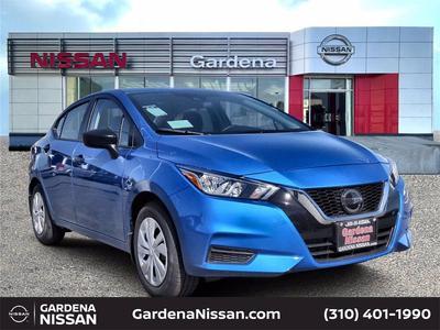 Nissan Versa 2021 a la venta en Gardena, CA