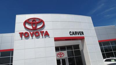 Carver Toyota of Columbus Image 7