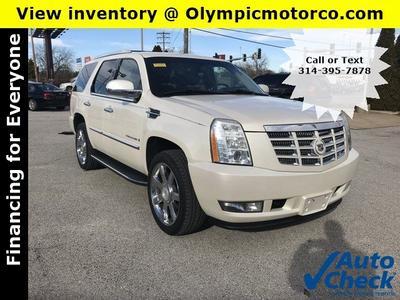 2008 Cadillac Escalade  for sale VIN: 1GYFK63878R277030