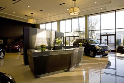 Lexus of Mt Kisco Image 1