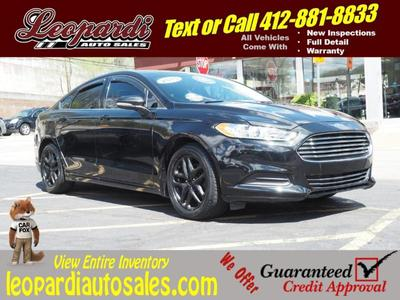2015 Ford Fusion SE for sale VIN: 3FA6P0H78FR153005