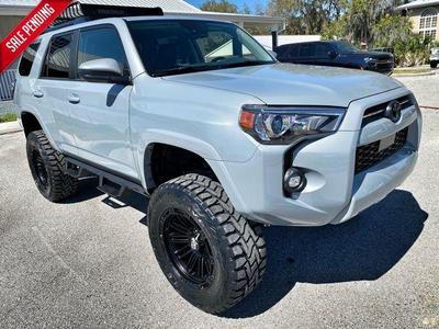 Toyota 4Runner 2021 a la venta en Plant City, FL