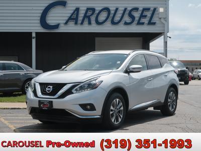 Nissan Murano 2018 a la venta en Iowa City, IA