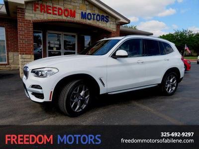 BMW X3 2021 a la venta en Abilene, TX