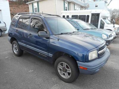 2002 Chevrolet Tracker  for sale VIN: 2CNBJ13C126918024