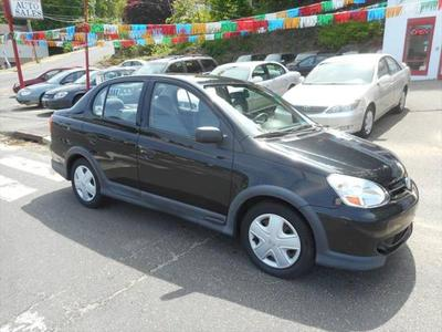 2003 Toyota ECHO  for sale VIN: JTDBT123635042368