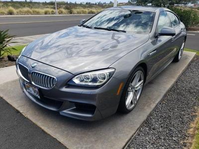 BMW 650 Gran Coupe 2015 for Sale in Kailua Kona, HI