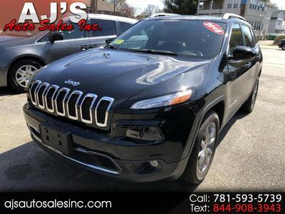Jeep Cherokee 2018 for Sale in Lynn, MA