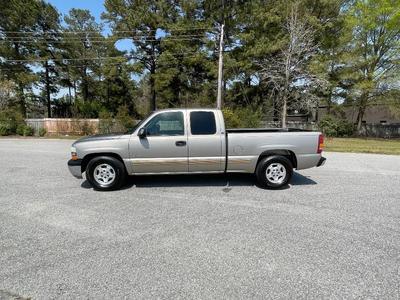 Chevrolet Silverado 1500 2002 for Sale in Smithfield, NC