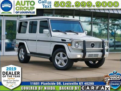 Mercedes-Benz G-Class 2008 for Sale in Louisville, KY