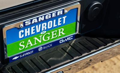 Sanger Chevrolet Buick GMC Image 1