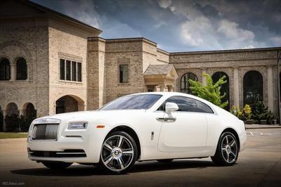 2014 Rolls-Royce Wraith Base for sale VIN: SCA665C54EUX84770