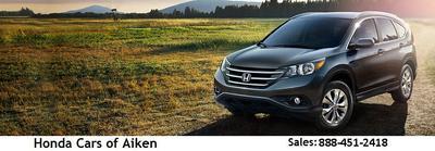 Honda Cars of Aiken Image 1