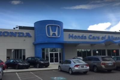 Honda Cars of Aiken Image 2