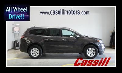 2015 Chevrolet Traverse LS for sale VIN: 1GNKVFED5FJ172575