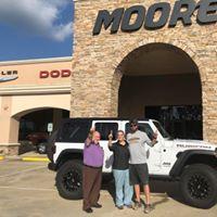 Moore Chrysler Dodge Jeep RAM Image 3