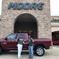 Moore Chrysler Dodge Jeep RAM Image 5