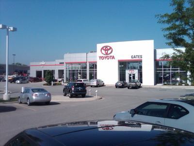 Gates Toyota Image 1