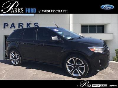 2011 Ford Edge Sport for sale VIN: 2FMDK3AK4BBA80767