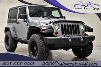 Jeep Wrangler 2013 for Sale in Englewood, CO