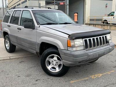 1998 Jeep Grand Cherokee Laredo >> Used 1998 Jeep Grand Cherokee Laredo 4wd Suv In Paterson Nj Auto Com Ij4gz58s8wc136983