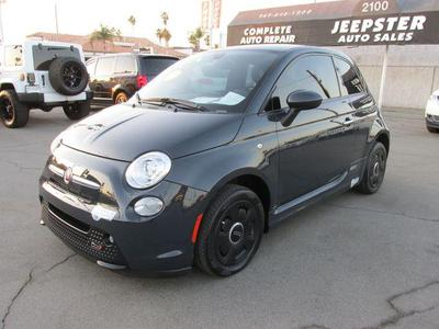 Fiat 500e 2016 for Sale in Costa Mesa, CA