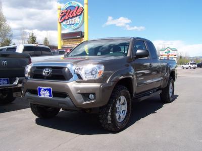 2015 Toyota Tacoma TRD Pro for sale VIN: 5TFUU4EN5FX129014