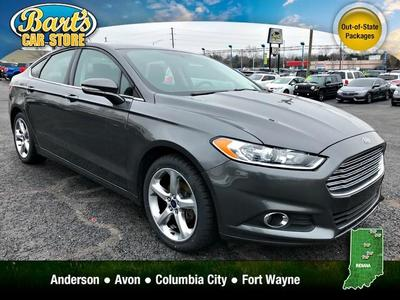 2016 Ford Fusion SE for sale VIN: 3FA6P0T98GR393942
