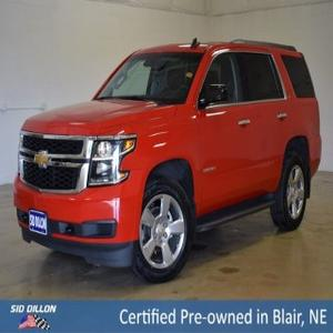 2017 Chevrolet Tahoe  for sale VIN: 1GNSKBKC4HR218799