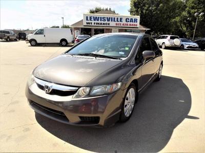 Honda Civic 2010 a la venta en Lewisville, TX