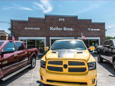 Keller Bros. Dodge RAM Image 1