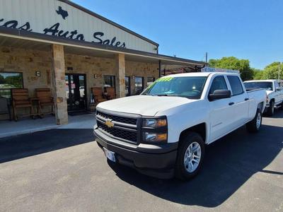 Chevrolet Silverado 1500 2014 for Sale in San Antonio, TX