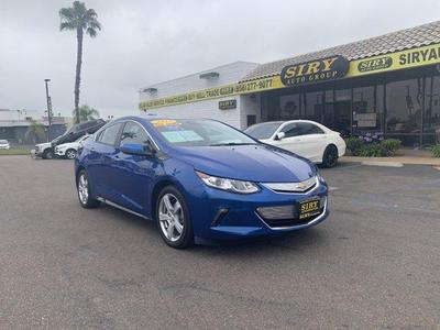 Chevrolet Volt 2017 for Sale in San Diego, CA