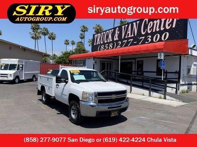 Chevrolet Silverado 3500 2009 for Sale in San Diego, CA