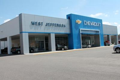 West Jefferson Chevrolet Buick GMC Image 1