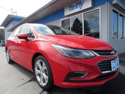 Chevrolet Cruze 2018 for Sale in Spokane, WA