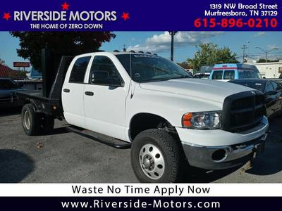 Dodge Ram 3500 2004 for Sale in Murfreesboro, TN